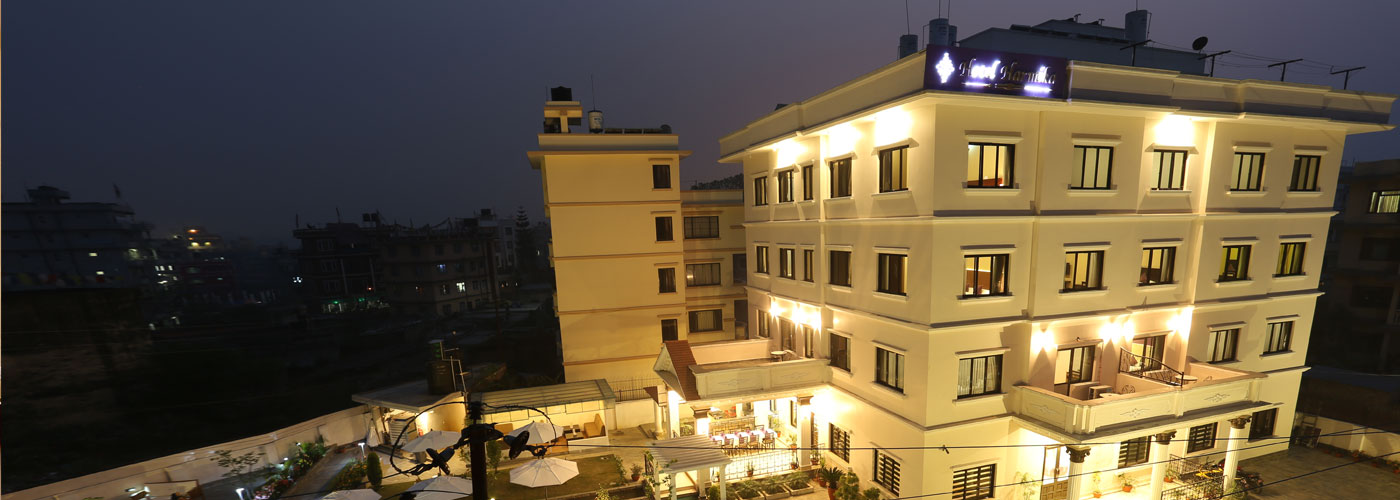 Hotel Outer View
